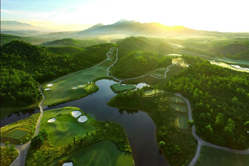 DANANG GOLF GOLF TRIP 4 DAYS 3 NIGHTS 2 ROUNDS