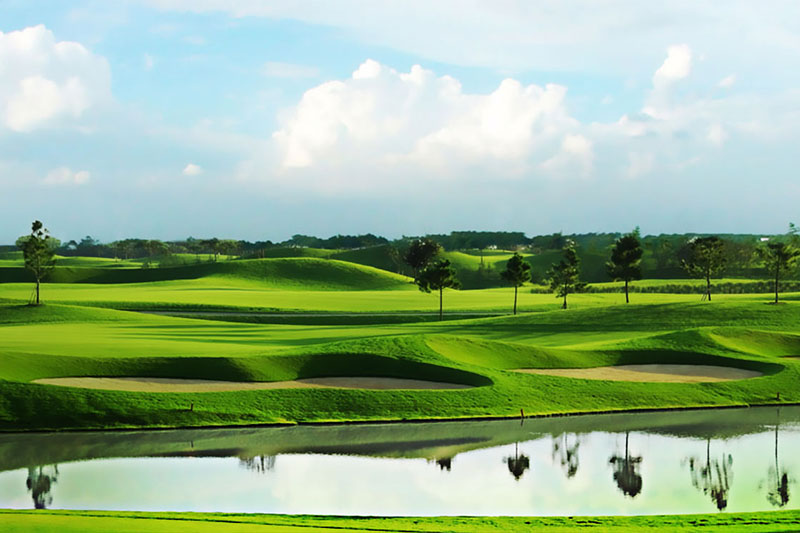 HOCHIMINH GOLF VACATION 4 DAYS 3 NIGHTS 2 ROUNDS