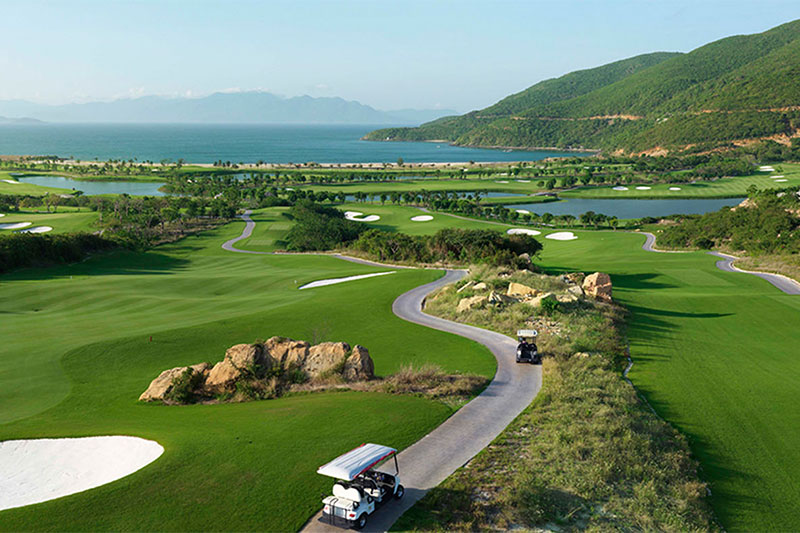 NHA TRANG GOLF HOLIDAY 4 DAYS 3 NIGHTS 2 ROUNDS