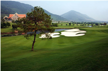 Tam Dao Golf and Resort in Vinh Phuc