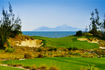 Montgomerie Links Golf
