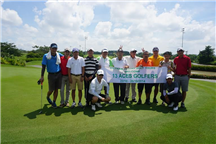 13 ACES GOLFERS CLUB to SINGAPO and MALAYSIA