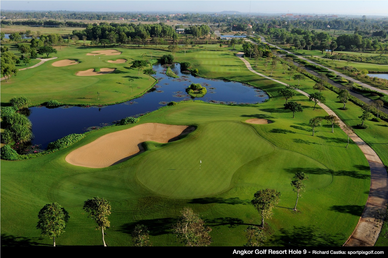 Cambodia Golf Package 9 Days / 8 Nights