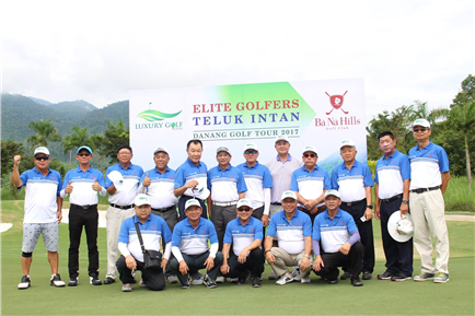 Elite Golf Club - Malaysia Golf Tournament Da Nang 2-7/09/2017