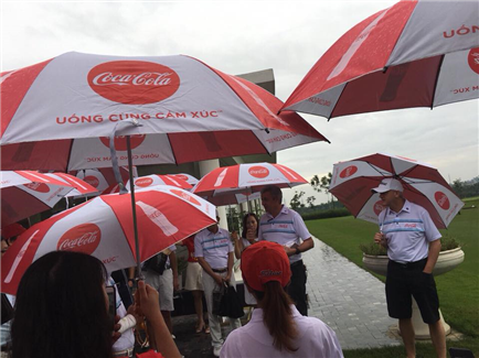 """ Drink Coca - Cola Golf Tournamants 2018 Hanoi City"