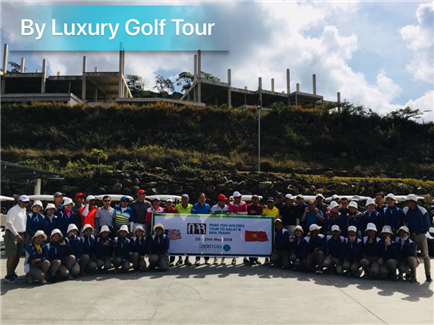Luxury Golf  Tournamants Golfers Malaysia 2018