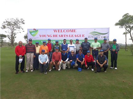 Pakistan Golf Tournament 2018 To VietNam