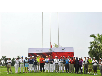 Viet Nam - Singapore Golf Tournament 2018